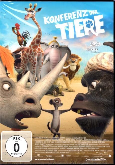 Konferenz Der Tiere (Animation)
