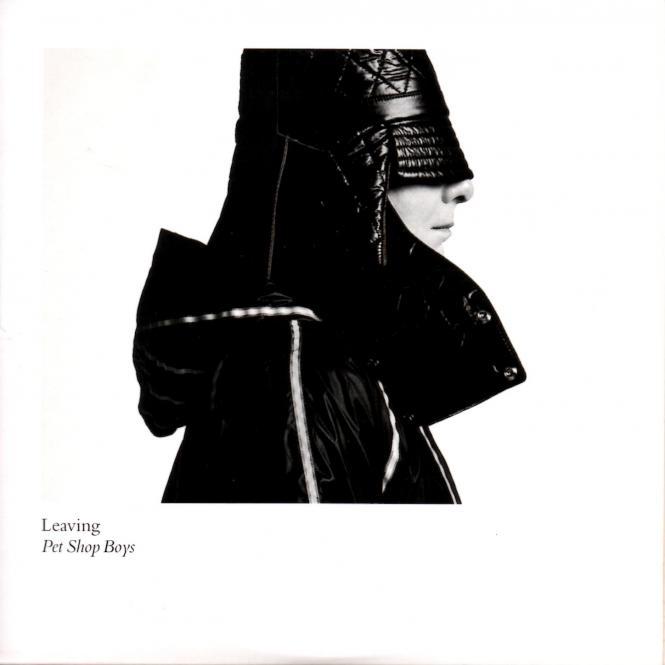 Leaving - Pet Shop Boys (Kartonschubercover) (Siehe Info unten)