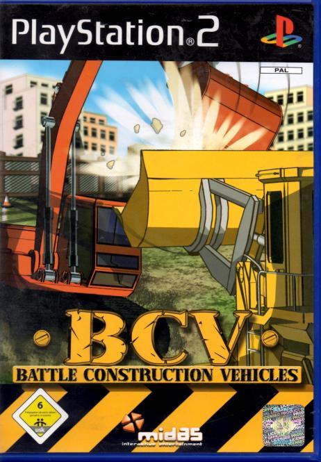 Bcv: Battle Construction Vehicles