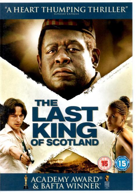 The Last King Of Scotland (Der Letzte König Von Schottland) (ACHTUNG: Nur englischer Ton !!)