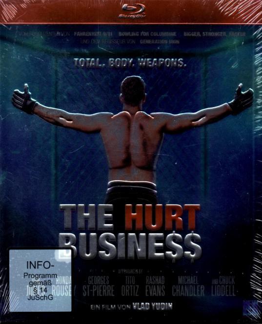 The Hurt Business (Hochglanz-Cover)