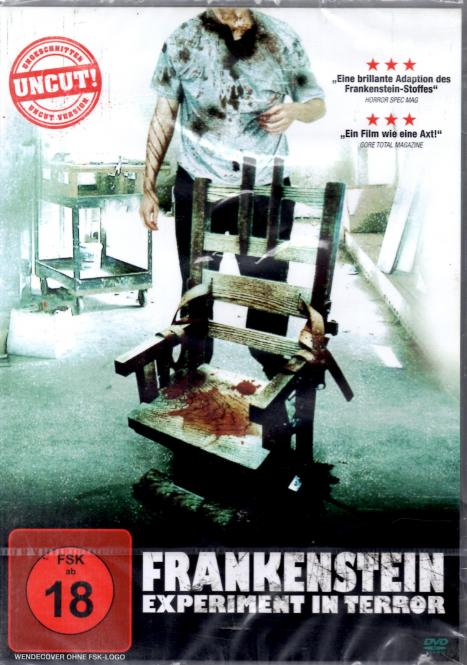 Frankenstein - Experiment In Terror (Uncut)