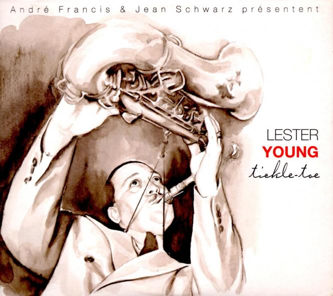 Tickle-Toe : Lester Young (2 CD) (Siehe Info unten) (Rarität)