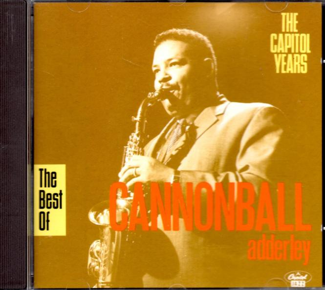 The Best Of Cannonball Adderley: The Capitol Years (Rarität) (Siehe Info unten)