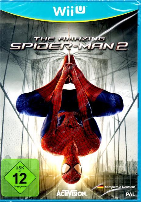 The Amazing Spiderman 2 (WII U)