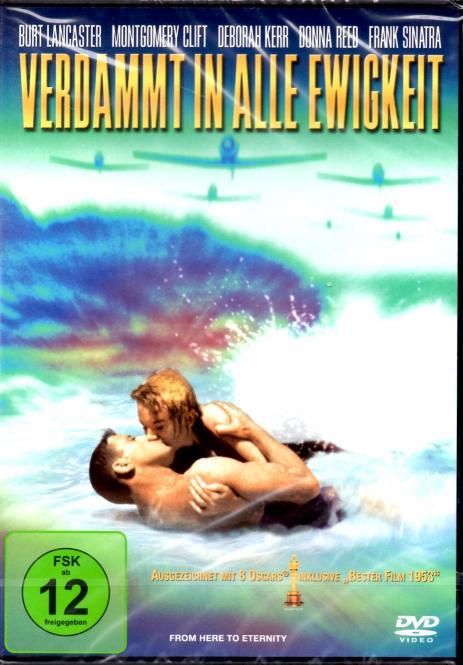 Verdammt In Alle Ewigkeit (S/W) (Special Edition) (Klassiker) (Siehe Info unten)
