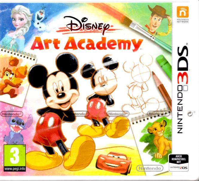 Art Academy (Disney)