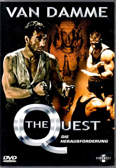The Quest - Die Herausforderung (Siehe Info unten)