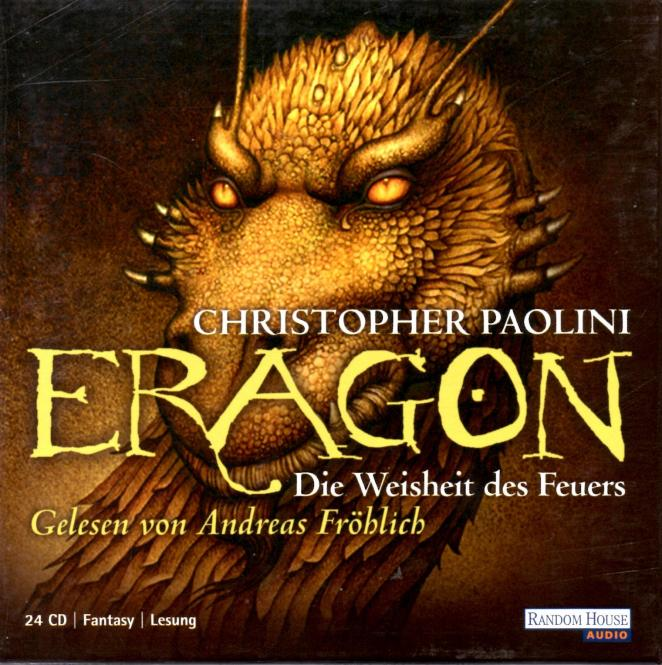 Eragon - Die Weisheit Des Feuers (24 CD) (Uncut)