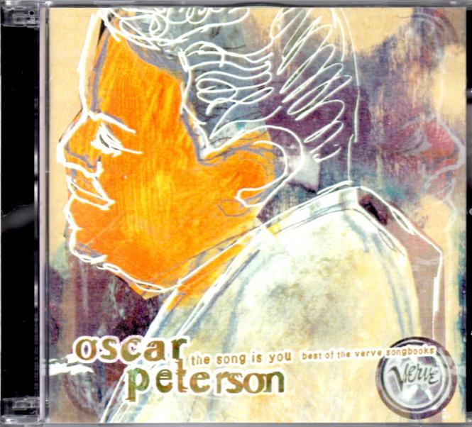 The Song Is You - Best Of The Verve Songbooks : Oscar Peterson (2 CD) (Siehe Info unten)