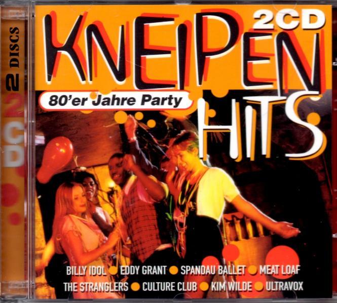 Kneipen Hits - 80er Jahre Party (2 CD) (Siehe Info unten)