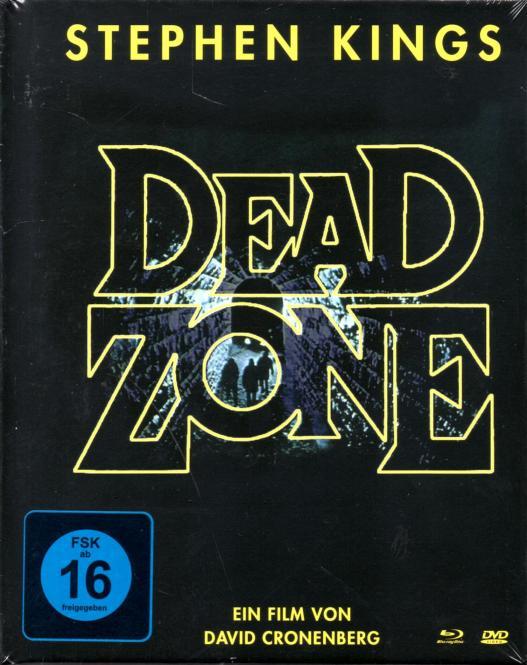 Dead Zone (Limited Uncut Mediabook / 20 Seitiges Booklet) ) (2 DVD & 1 Blu Ray)