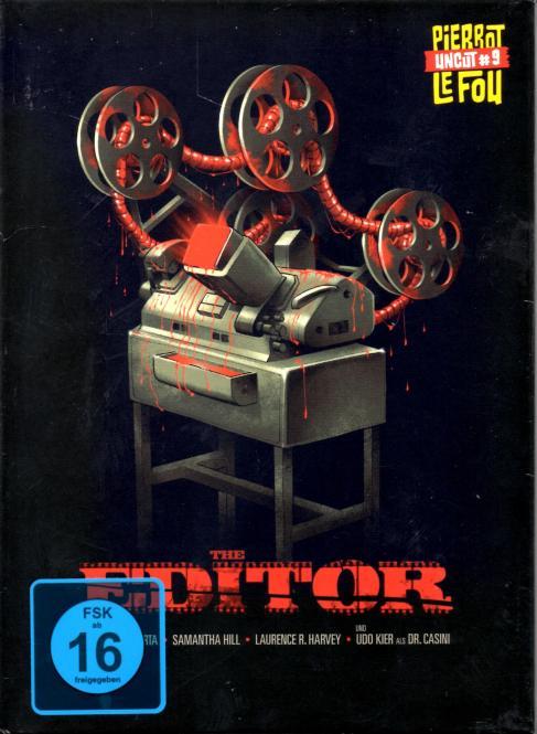 Editor (Limited Uncut Mediabook) (Nummeriert 0730/3500)