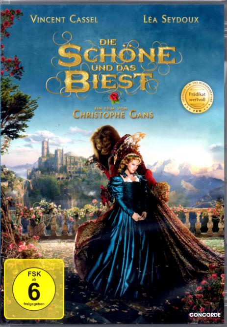 Die Schöne Und Das Biest (Real-Film) (2014)