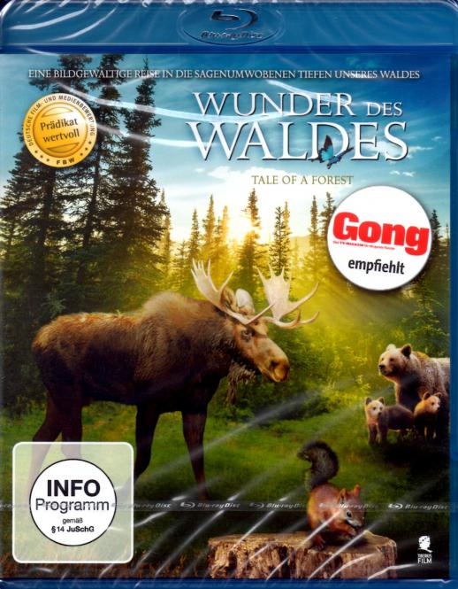 Wunder Des Waldes (Doku)