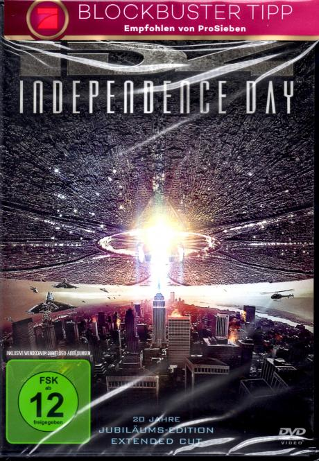 Independence Day 1 (Extended Version)