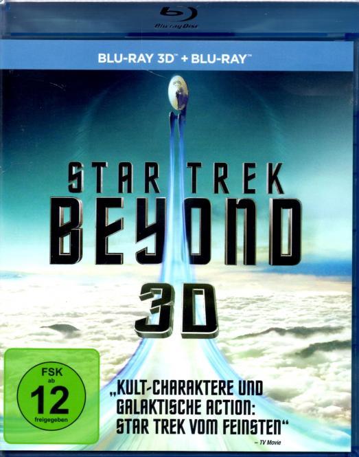 Star Trek 13 - Beyond (2D & 3D Abspielbar)