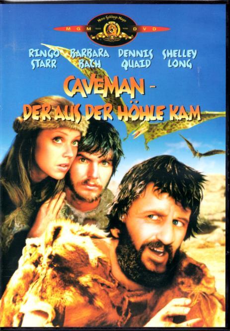 Caveman - Der Aus Der Höhle kam (Rarität)