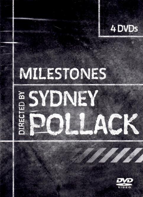 Sydney Pollack - Box (Milestones) (4 Filme / 4 DVD) (Siehe Info unten)