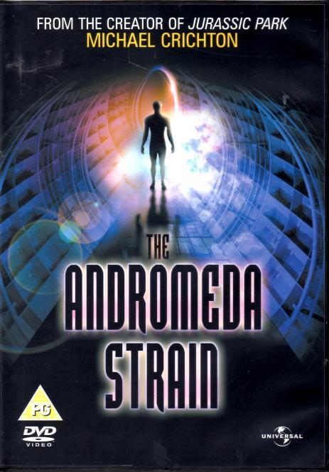 The Andromeda Strain (Andromeda-Tödlicher Staub Aus Dem All) (Siehe Info unten)
