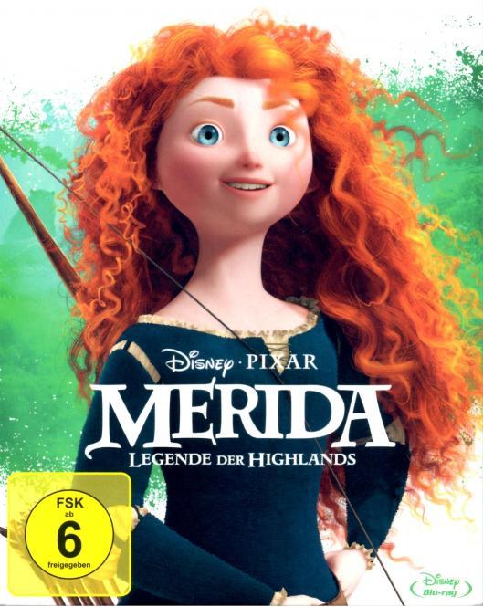 Merida (Disney)