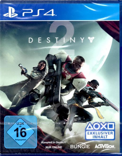 Destiny 2 (Nur Online Spielbar)