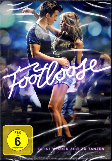 Footloose (Neue Version von 2011) (Kultfilm)