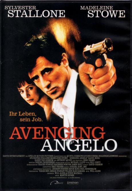 Avenging Angelo (Rarität) (Siehe Info unten)