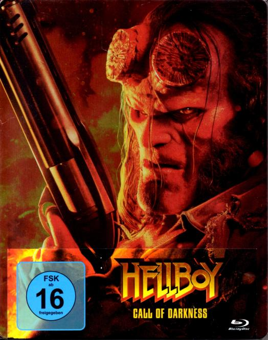 Hellboy 3 - Call Of Darkness (Steelbox)