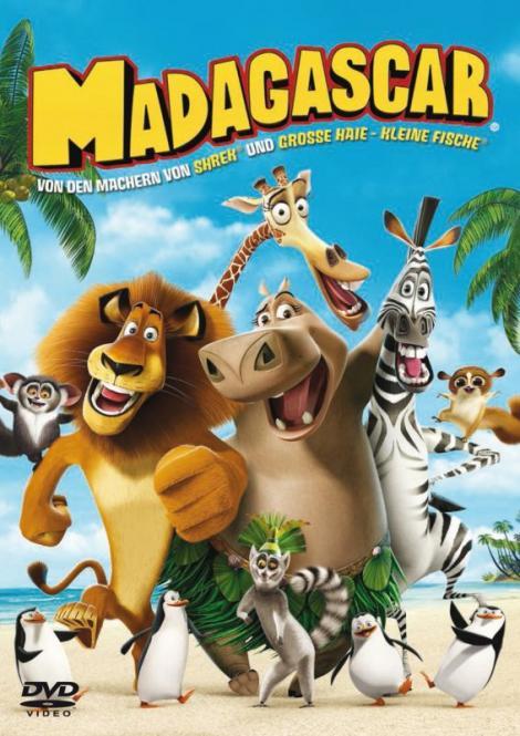 Madagascar 1 (Animation) (Siehe Info unten)