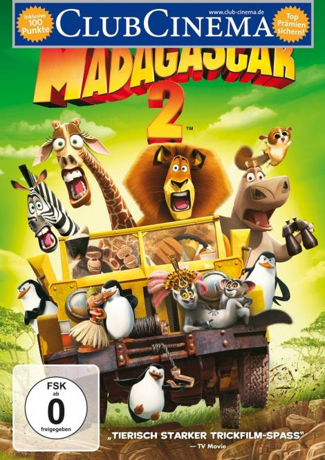Madagascar 2 (Animation)
