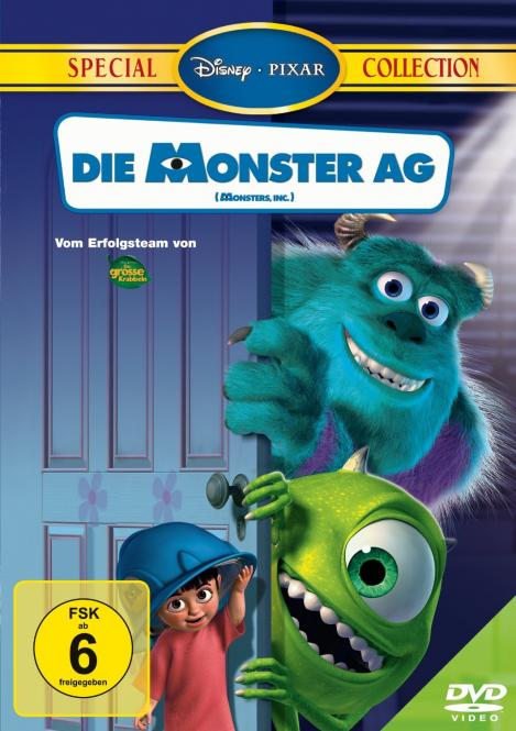 Die Monster AG (1) (Disney)  (Special Collection)
