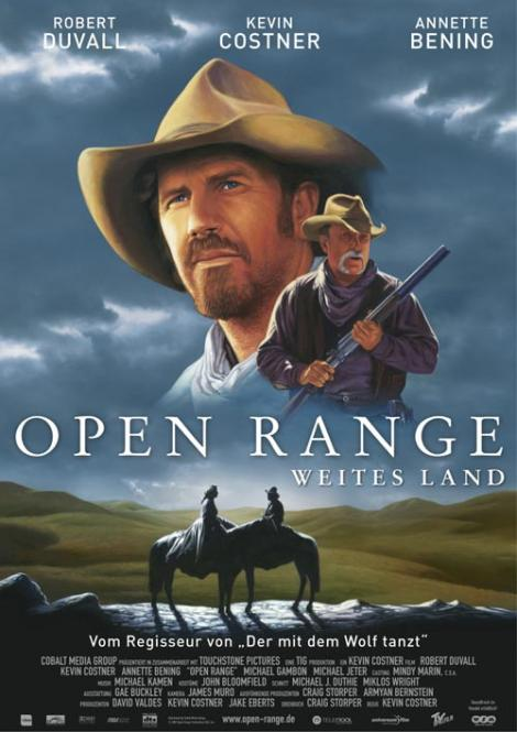 Open Ranch - Weites Land