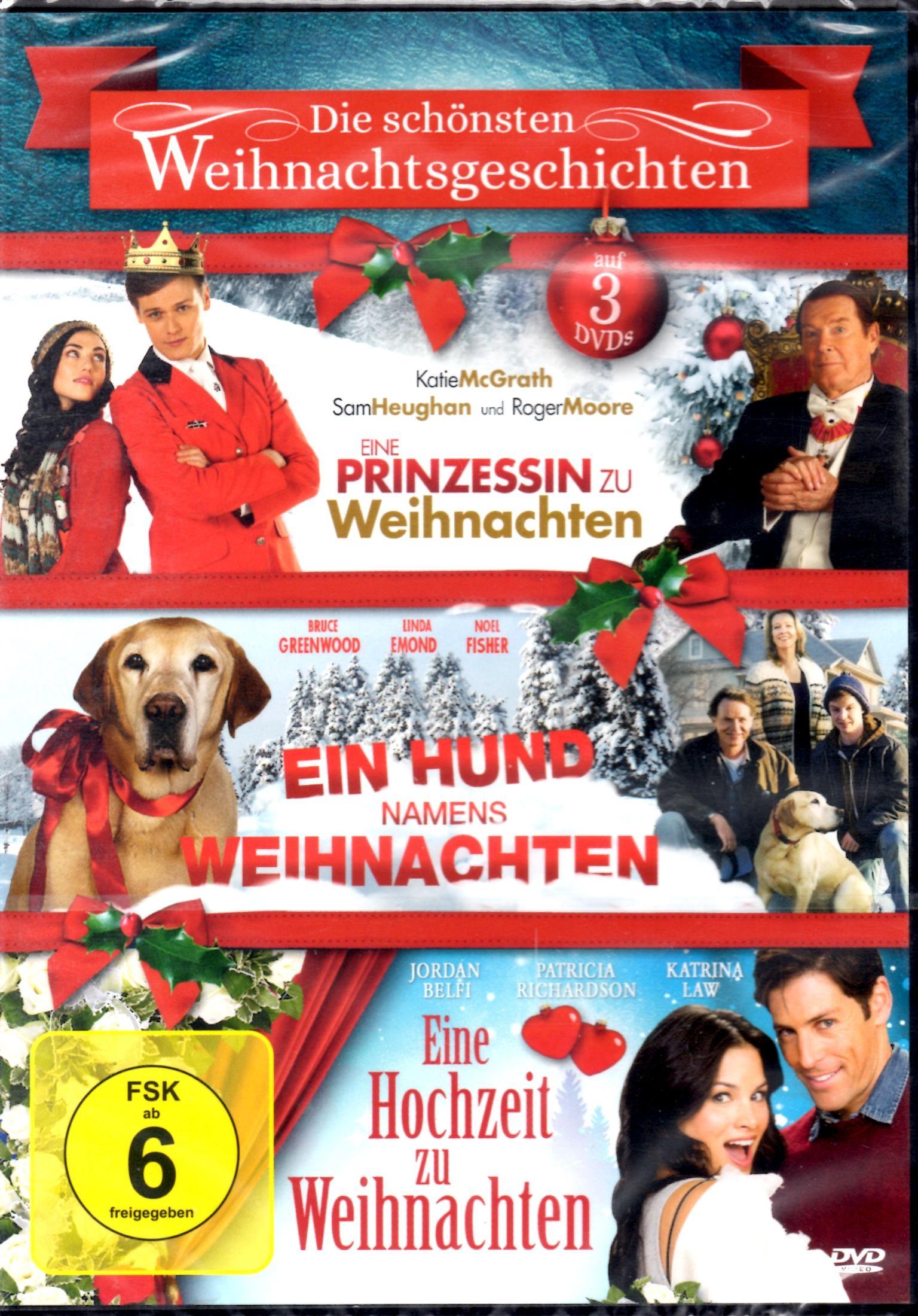 Video Sue Gerry Die Schonsten Weihnachtsgeschichten Box 3 Dvd