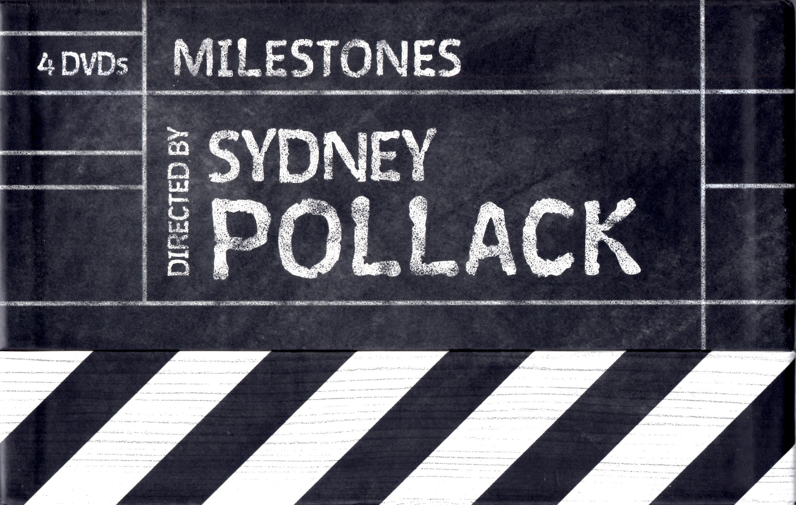 Video Sue Gerry Sydney Pollack Box Milestones 4 Filme