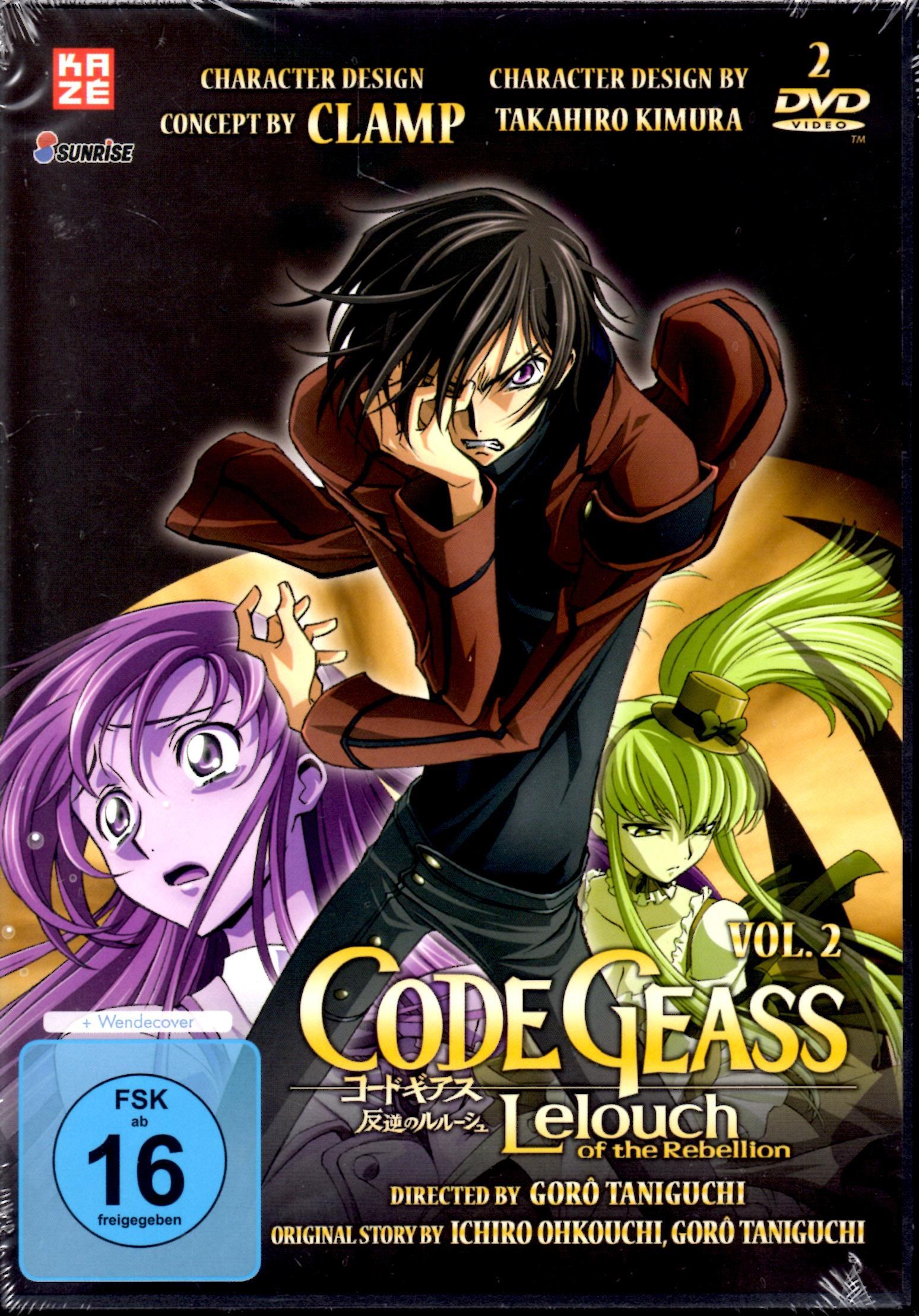Code Geass Staffel 2
